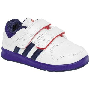Tênis Adidas LK Trainer CFI Infantil Branco