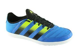 Chuteira de Futsal Adidas 16.4 ST Azul