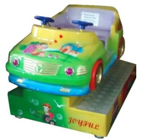 Kiddie Rider Carro Joy