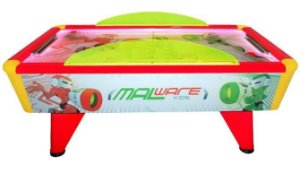 Mesa de Air Game Malware Kids