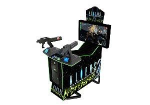 Simulador de Tiro Aliens