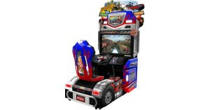 Simulador de Corrida - Power Truck Special S
