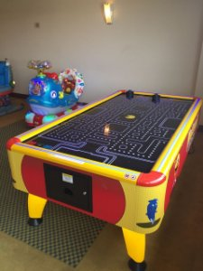 Evento Hotel Bourbon - Mesa Air Game Pac Man