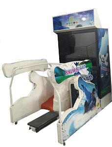 Simulador de Snowboard
