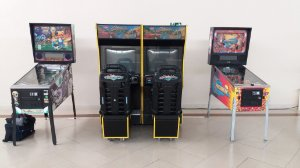 Evento Banco Bradesco - Pinball