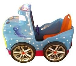 Kiddie Rider Car School