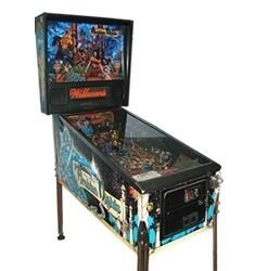 Pinball Arabian Nights
