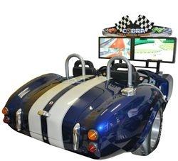 Carro Esportivo Cobra - Azul