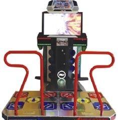 Máquina Dança LCD