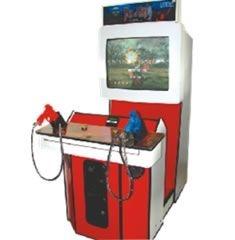 Simulador de tiro Time Crisis I