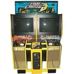 Simulador de tiro Time Crisis III