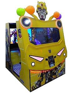 Simulador de Tiro - Transformers Cabinada