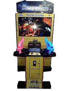 Simulador de Tiro - Transformers LCD