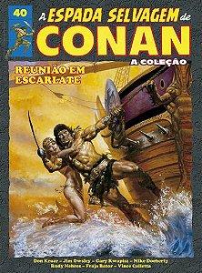 A Espada Selvagem de Conan Vol.40