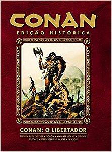 CONAN O LIBERTADOR LUXO