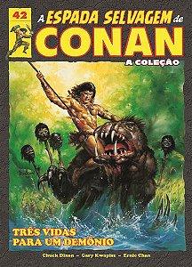 A Espada Selvagem de Conan Vol.42