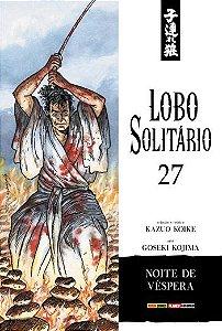 Lobo Solitário - 27