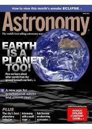 astronomy june 2021
