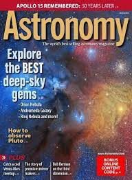 astronomy july 2021