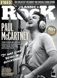 classic rock magazine june 2021