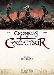 CRÔNICAS DE EXCALIBUR VOL. 2 MORGANA