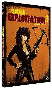 Cinema Exploitation Vol. 3 - Edição Limitada Com 4 Cards (Caixa com 2 DVDs)