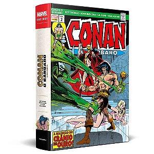 Conan o Barbaro: A Era Marvel Vol. 02 Marvel Omnibus