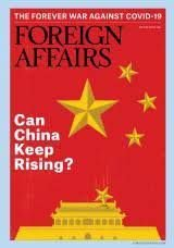 FOREIGN AFFAIRS JULY/AUGUST  2021