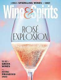 WINE SPIRITS AUGUST 2021