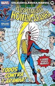 Coleção Clássica Marvel Vol.10 - Homem-Aranha Vol.02