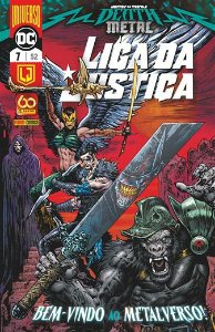 Liga da Justiça - 07 / 52