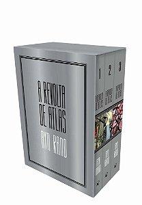 REVOLTA DE ATLAS, A - EDICAO LUXO - ARQUEIRO