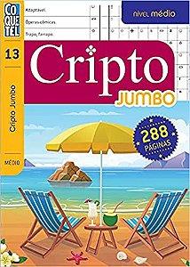 LIVRO COQUETEL JUMBO CRIPTO - 13
