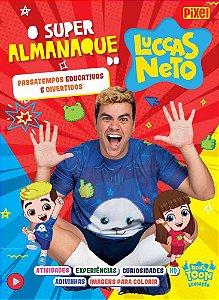 SUPER ALMANAQUE DO LUCCAS NETO, O - PIXEL