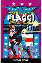 AMERICAN FLAGG MYTHOS