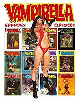 VAMPIRELLA GRANDES CLASSICOS