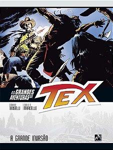 AS GRANDES AVENTURAS DE TEX VOL. 11