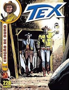 TEX ED OURO Nº 116