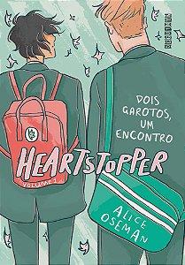 HEARTSTOPPER DOIS GAROTOS UM ENCONTRO VOL 1 - SEGUINTE
