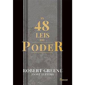48 LEIS DO PODER, AS - CAPA DURA - ROCCO