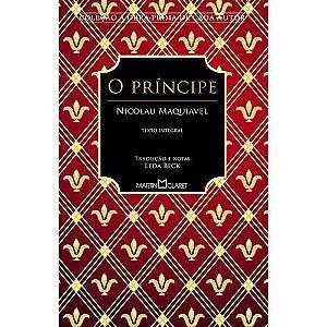 Livro de Bolso-O Príncipe-Martin Claret