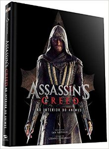 Livro Assassins Creed - No interior do Animus