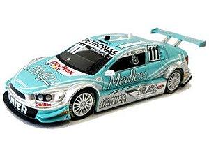 Miniatura Chevrolet Sonic Rubens Barrichello(Coleção Stock Car) VOL 1