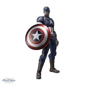 Capitão América Action Figure