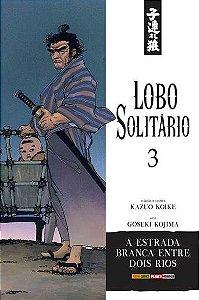 Lobo Solitário volume 3