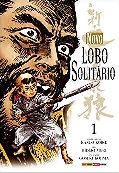 Novo Lobo Solitário Volume 1