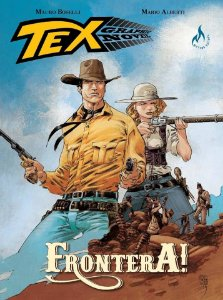 Tex Graphic Novel-Fronteira