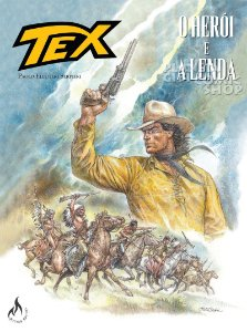 Tex Graphic Novel-O Herói e a Lenda