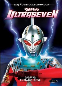 Box de DVD's Ultraseven-Série Completa