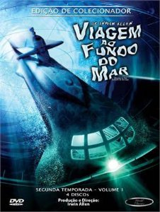 Box DVD's Viagem ao Fundo do Mar 2ª Temporada Volume 1